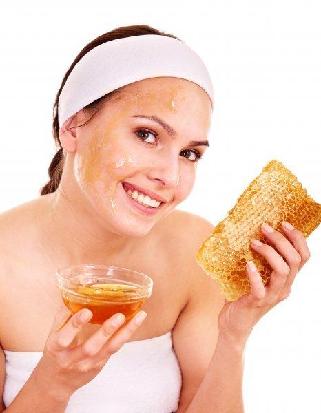 natural-homemade-organic-facial-masks-of-honey