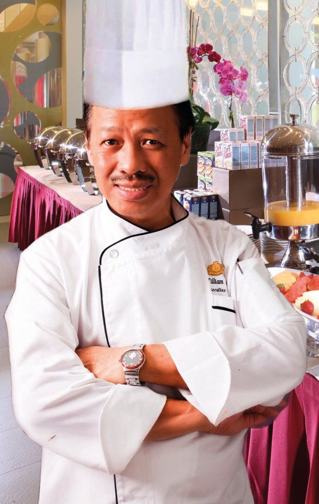 Hotel Re!-Chef_William